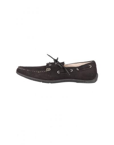 Men's Casual Black Loafer