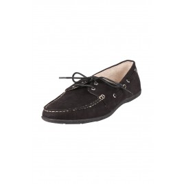 Men's Casual Black Loafer