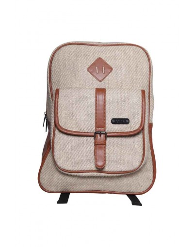 Gents Designers Collections Jute Backpack