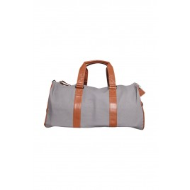 Gents silver color Travel Bag