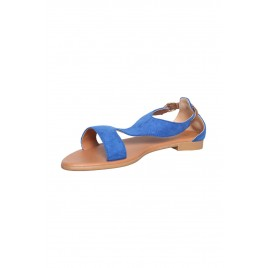 Womens Indigo color sandal