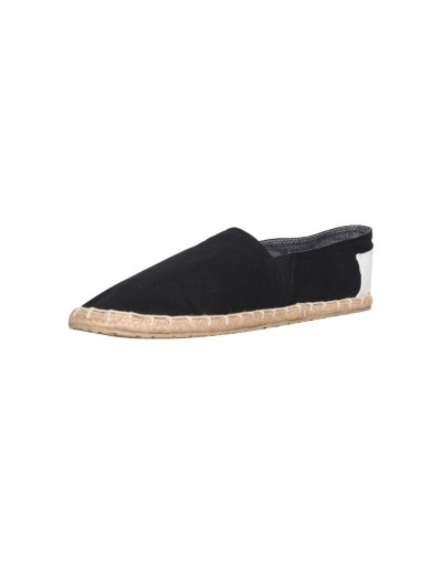 Gents Black And Gray color Espadrille