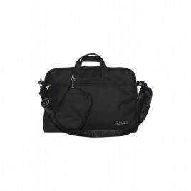 Smart & Classic Black Laptop Bag