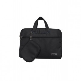 Smart Black Laptop Bag