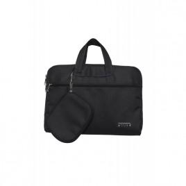 Smart Black Laptop Bag
